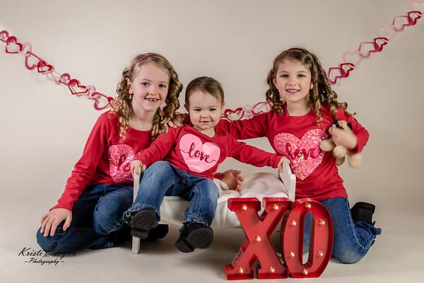 Stephanie Vessie Valentine's Day