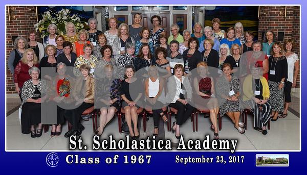 St. Scholastica All School Reunion 23Sept2017