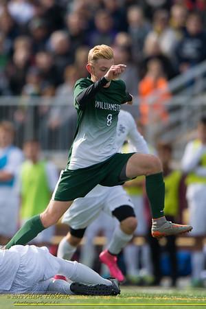 Varsity Men's Soccer - D3 State Final - Williamston vs GR South Christian