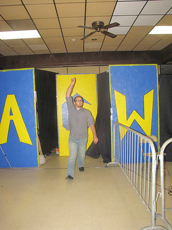 "# 1 Contender's Match for the ACW Interstate Championship Triplelicious vs. ""Dangerous"" Devin Blaze"