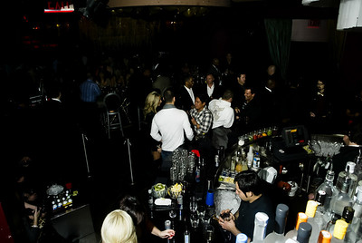 123110 Moet Chandon and Belvedere NYE 2011 at PM