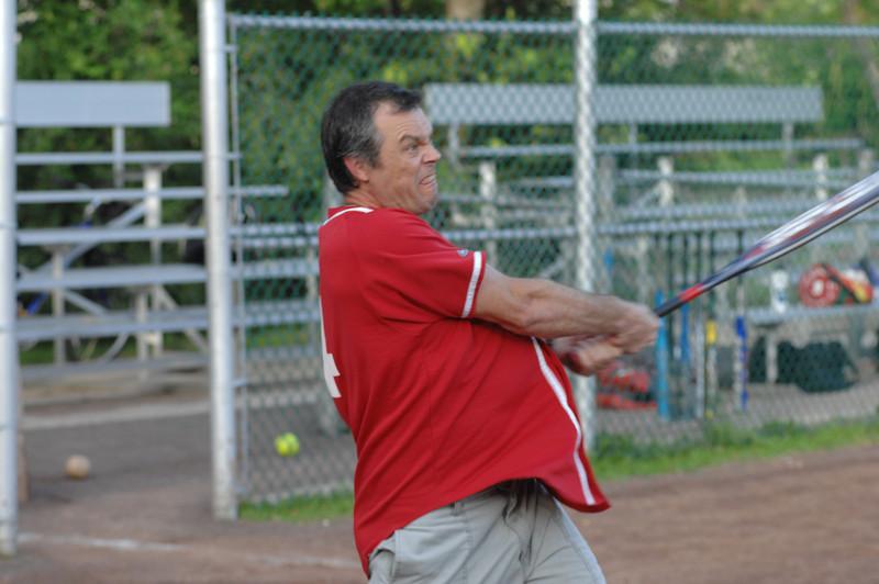 Patrice Rouillier Ligue de Balle Molle de Noyon de Boucherville, Saison 2011 Rouge