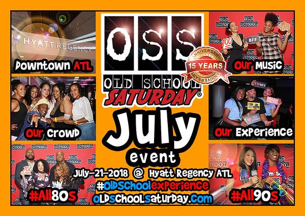 Jul-21-2018 OSS @ Hyatt Regency ::: ATL, GA, USA