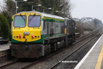 Portlaoise (Rail), 10-02-2017
