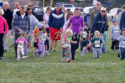 PPRR Fall Series Kids' Race IV, 2011
