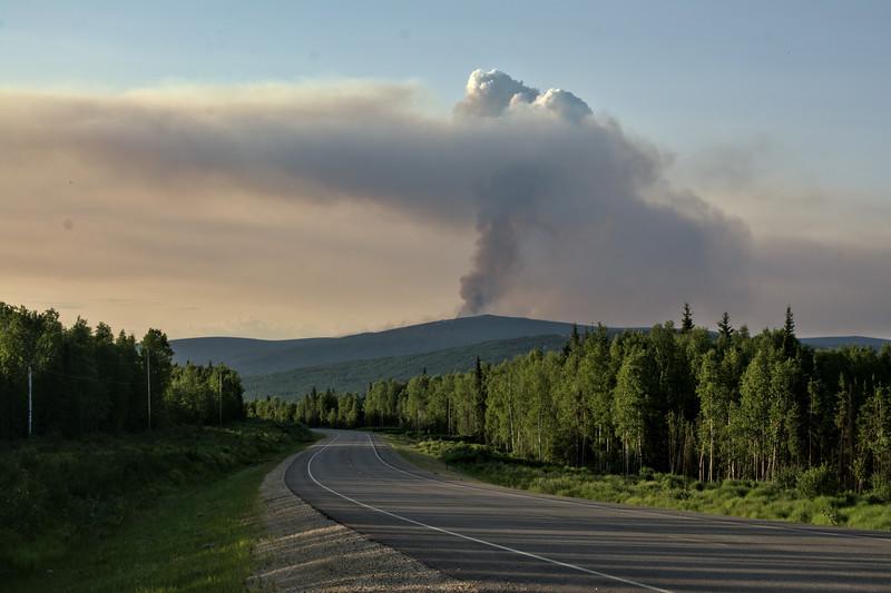 Haystack Fire