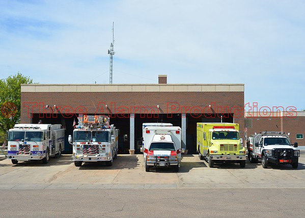 Lamar Colorado-Fire Station Tour