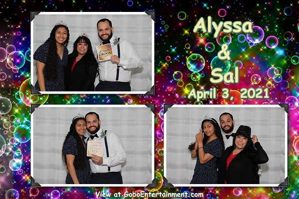 20210403 Alyssa and Sal