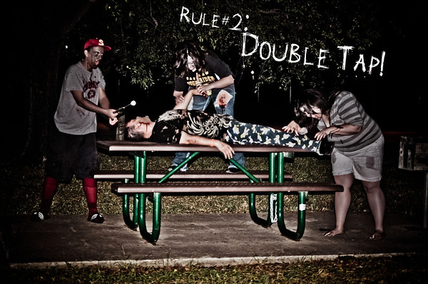 The Zombie Shoot 2011