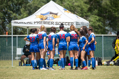 180519 - 01 Girls U17 - California Thorns Academy 2 @ San Juan Blue