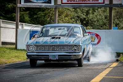 NHRA Drag Racing - April 18-19, 2015