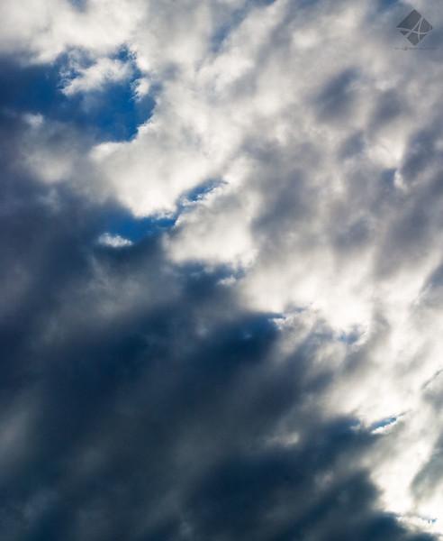 Day 376 - Split Sky