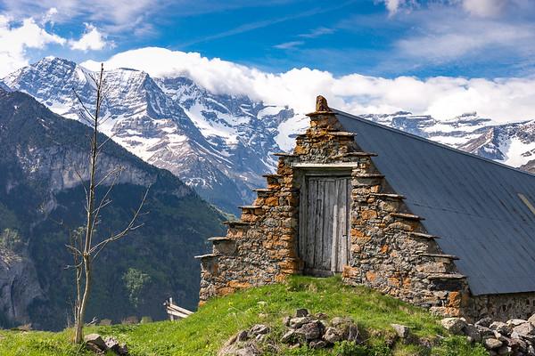 Pyrenees - Gedre