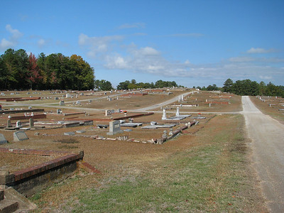 Oakwood Cemetery, Lanett, Chambers County, Alabama