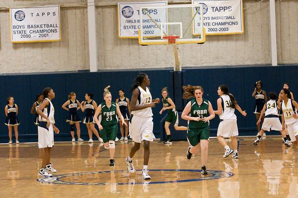 WCS Girls High School Basketball