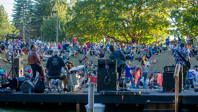 Ian Moore Concerts in the Park @ Ober Park August 2016