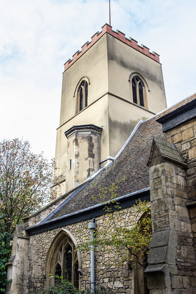 Cambridge, St. Edward King & Martyr