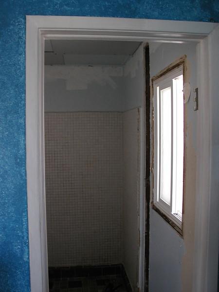 Bathroom Remodel 2003
