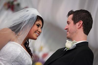 John & Maricela-ceremony