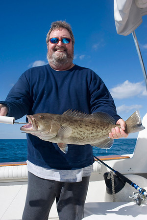 Gulf Fishing with Capt. Doss