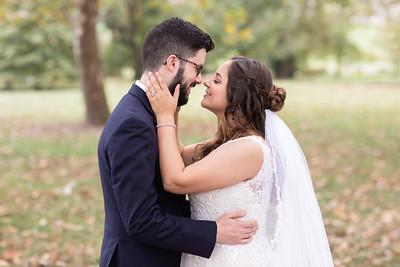 Spargo/St. Clair Wedding