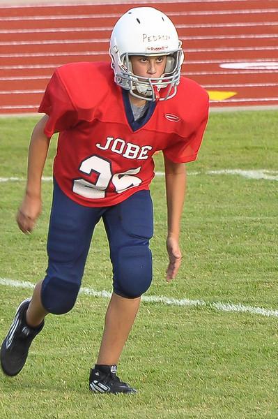 2013 Jobe Jr High Football