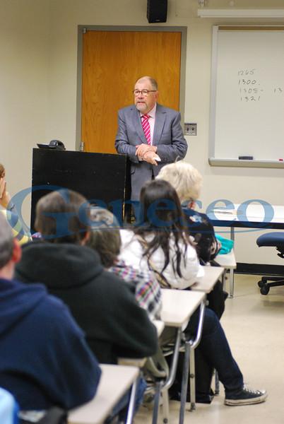 Ron Herzman Lecture