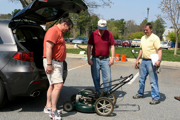 Lawnmower Repair 2011