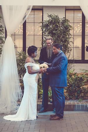 Darrah & Melvin Wedding