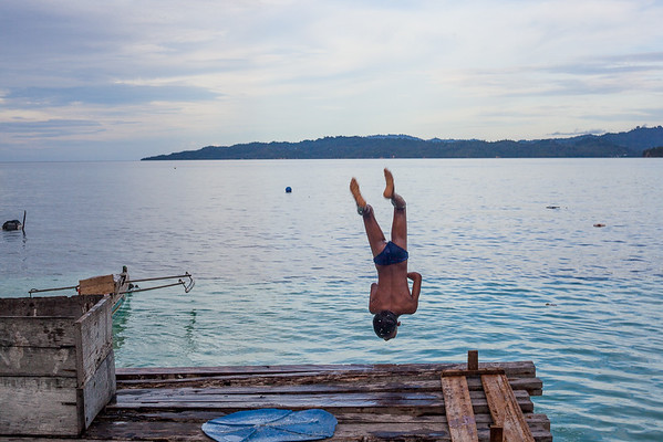 Between the Bajau and Bloodtests Images