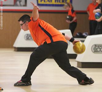 Penn Yan Bowling 12-3-13