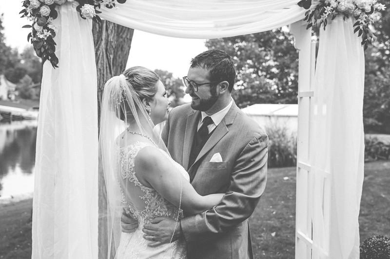 Wedding - Lindsey & James