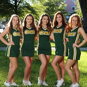 Crest - Cheerleaders