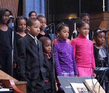 Sunday Service 02-12-2012