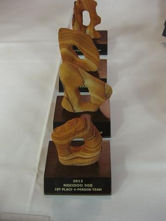 2012 Hoodoo 500 Post Race Banquet