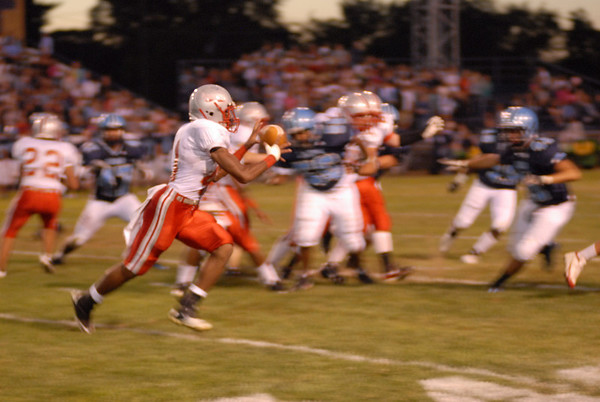 Stebbins Football vs. Fairborn 2010