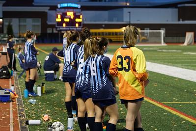 2020-11-11 - FHS Varsity Girls vs. North Attleboro
