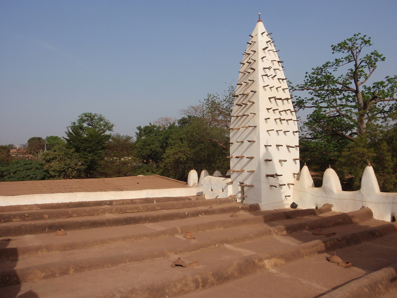 010_Bobo-Dioulasso. Grand Mosque. Wooden Struts for Replastering.jpg