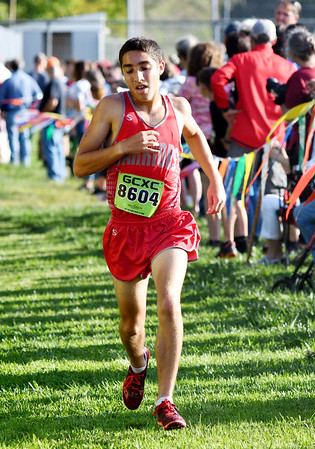 All County Cross Country Meet Sept. 24, 2019