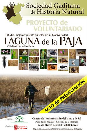 Proyecto Laguna de la Paja 2018