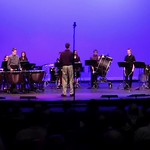 CSMS Band Night of Percussion @ CSHS 03/01/2014