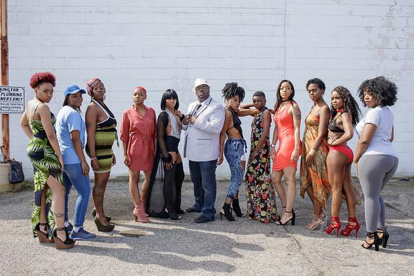 Pre Shoot 2nd Annual Sundress & Swimwear Fashion Affair