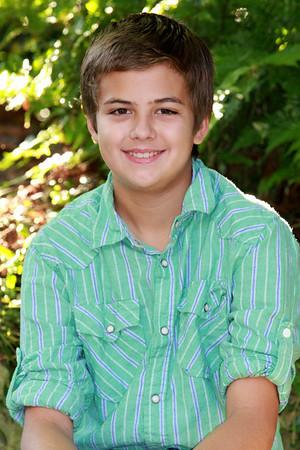 7th Grade Individual Portraits