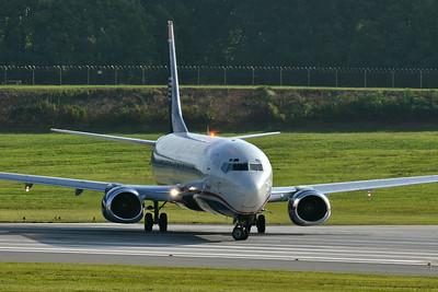 AWE Flight 737