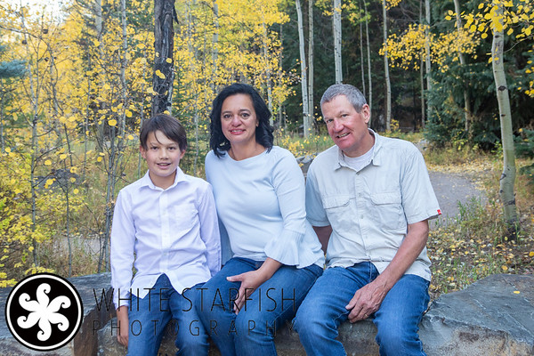 Vail Family Photos - East Vail - Wimberly