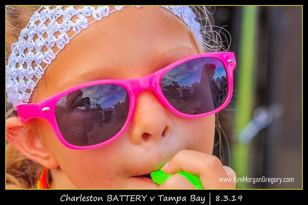 BATTERY v Tampa Bay   8.3.19