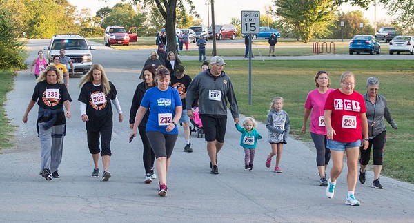 Eldon Turkey Trot & Gobble Wobble 5K Run/Walk 2017