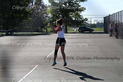 WBHS Tennis vs United