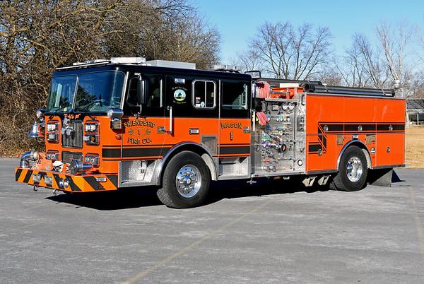 Company 1 - Friendship Fire Company