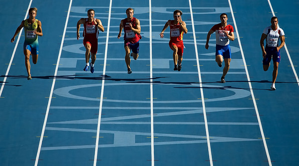 European Athletics Championships Barcelona 2010 - 2nd day